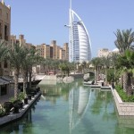 View from Madinat Jumeirah Souq