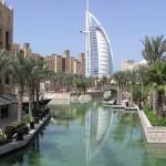 View from Madinat Jumeirah Souq